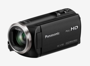Panasonic HC-V180 black